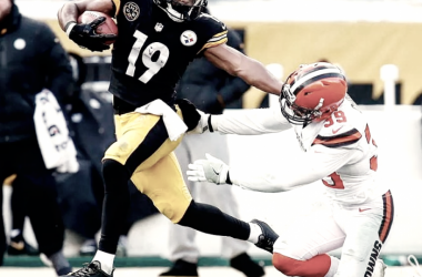 Los Steelers certifican la ''temporada perfecta'' de los Browns