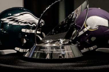 Los Eagles dominan a los Vikings y jugarán la Super Bowl