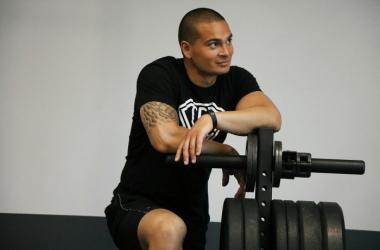 Baptiste Hamid est le préparateur physique des hommes de Pascal Dupraz (Photo DR)