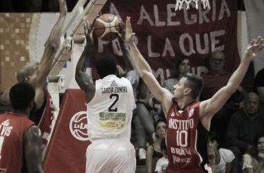 San Martín hizo un laburo extraordinario para llevarse los dos puntos. Foto: Diego Roscop