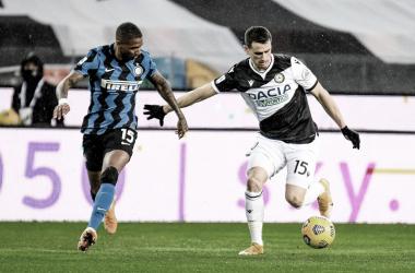 Udinese 0 a 0 Internazionale (Udinese Calcio / Divulgação)