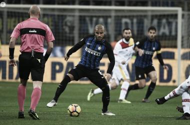 Inter, quale centrocampo nel derby? | www.twitter.com (@Inter)