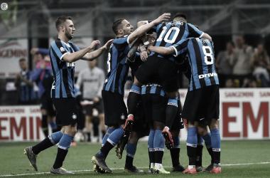 Inter 2-1 Empoli, las dos caras de la moneda