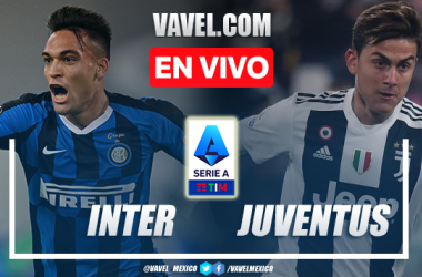 Goles y resumen Inter 1-1 Juventus en Serie A