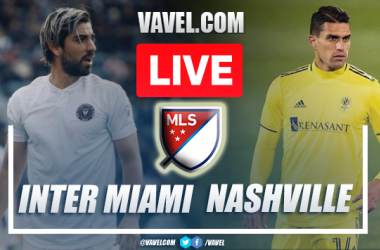 Inter Miami vs Nashville SC: Live Stream, Score Updates and How to Watch MLS Match