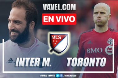 Goles y resumen del Inter Miami 3-0 Toronto en MLS 2021