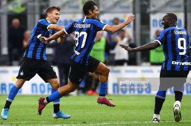 (Getty Images/Marco Luzzani-Inter)