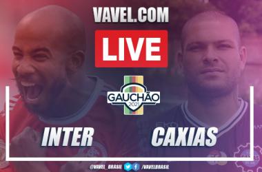 Gols e melhores momentos de Internacional 2 x 0 Caxias pelo Campeonato Gaúcho 2021