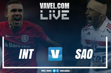 Resultado Inter x São Paulo pelo Brasileirão 2018 (3-1)