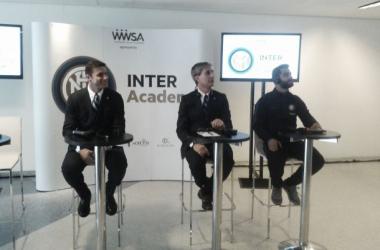 Javier Zanetti visita Rio de Janeiro para lançamento do Inter Academy Base Brasil
