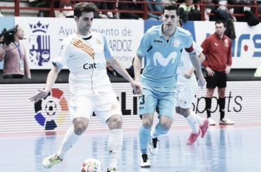 Resumen J22 Primera División LNFS: el Barça Lassa aprovecha el pinchazo del líder