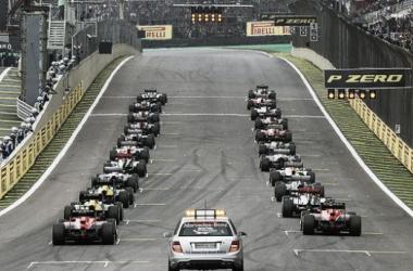 Resultado Carrera del GP de Brasil 2014 de Fórmula 1