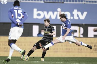 Zebra! Sampdoria surpreende e bate Internazionale em casa
