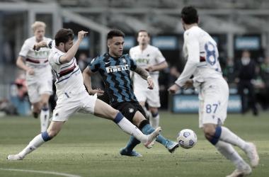 Gols e melhores momentos de Sampdoria x Internazionale pela Serie A (2-2)