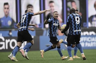 Internazionale vira sobre Torino nos últimos 25 minutos e mantém invencibilidade na Serie A