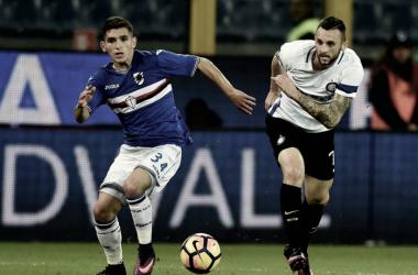 Previa Inter – Sampdoria: En búsqueda de puntos