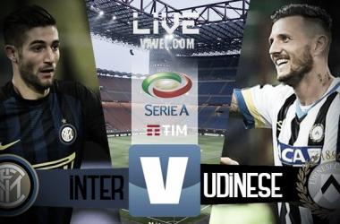 Inter - Udinese in trentottesima giornata di Serie A 2016/2017 (5-2) L'Inter si diverte con l'Udinese, friulani mai in campo