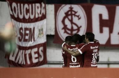 Com gol polêmico, Internacional vence Caxias e conquista segunda vitória no Gauchão