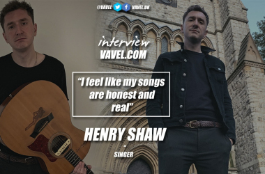 "Interview. Henry Shaw: ""I feel like my songs are honest and real"""