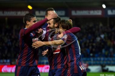 El Eibar supera los registros de la pasada temporada