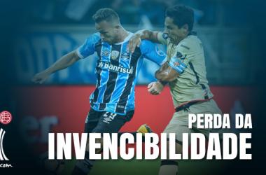 Derrota diante de Barcelona tirou invencibilidade do Grêmio em casa na Libertadores 2017