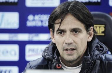 """Inzaghi: """"Esperamos que Immobile regrese pronto"""""""