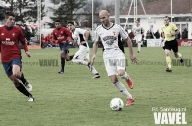 Previa Tudelano - Sporting B Foto: Ari Santeugini (VAVEL)