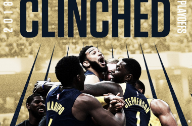 NBA, Indiana Pacers ai playoffs. Tabellone tutto da delineare. Fonte: Indiana Pacers/Twitter