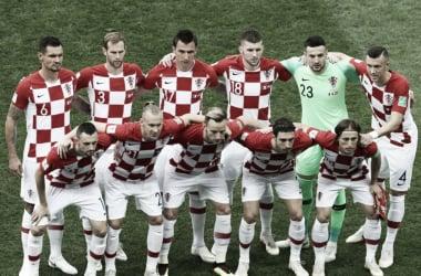 Francia - Croacia: puntuaciones de Croacia, Final del Mundial Rusia 2018 | Foto: FIFA.com