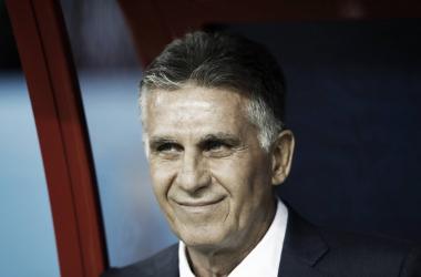 Queiroz sabe que su equipo es capaz de jugarle de igual a igual a los mejores del mundo (Foto: Sitio Oficial FIFA)