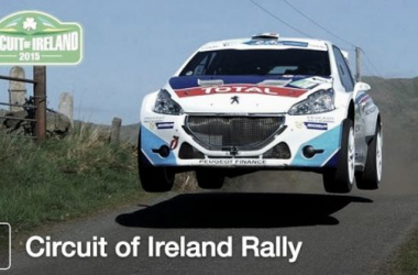 Fuente: Rally Circuit Of Irland oficial.