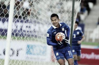Tailândia faz história ao avançar à última fase das Eliminatórias Asiáticas. Sonho de disputar a primeira Copa do Mundo segue vivo (Foto: Divulgação/Fifa)
