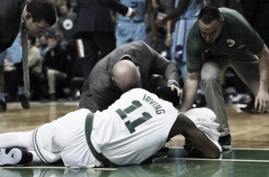 Irving no volverá a jugar esta temporada: se pierde los Playoffs
