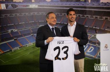 Real Madrid 2013/14: Isco