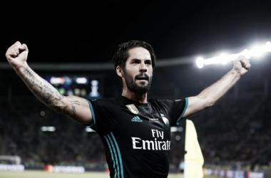 Isco, sin oportunidades aquí, ahora estrella del Madrid