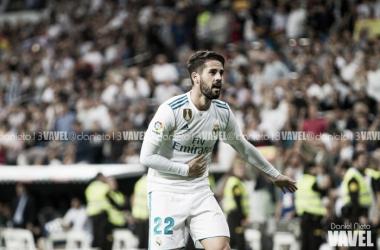 """Zidane elogia Isco após partida: """"Ele sabe que é importante para o Real Madrid"""""""
