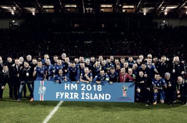 Camino a Rusia de Islandia 2018: la sorpresa europea