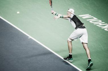 John Isner en Stockholm Open/ Foto:@ATPWorldTour_ES