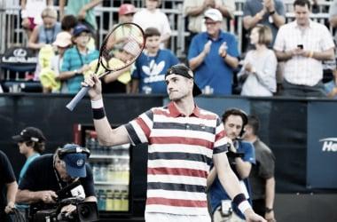 Dinastia: Isner vira em cima de Harrison e conquista ATP 250 de Atlanta pela quinta vez