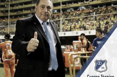 Rubén Israel: ''Faltan detalles para arreglar con Millonarios''