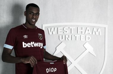 Issa Diop, nuevo jugador del West Ham