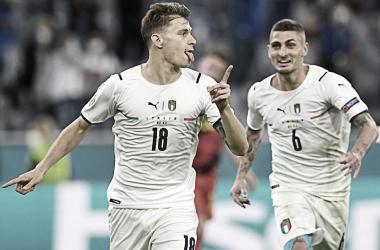 Em grande jogo, Itália vence Bélgica e é semifinalista da Eurocopa