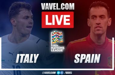 Highlights and goals: Italy 1-2 Spain in UEFA Nations League 2020-21