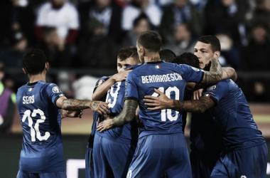 Itália mantém 100% nas Eliminatórias da Euro ao bater Finlândia fora de casa