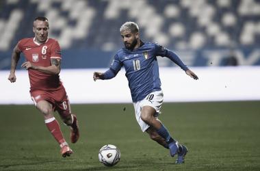 Itália vence Polônia e fica perto da classificação às semis da Nations League