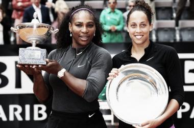 Serena Williams, por la puerta grande