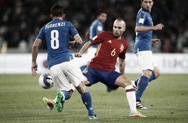España 3-0 Italia. La selección bailó a Italia al son de Isco.