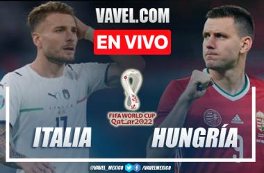 Goles y resumen del Italia 1-1 Bulgaria en Eliminatorias rumbo a Qatar 2022