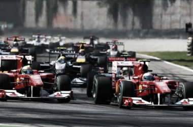 Cathedral of Speed is all set for racing action this weekend | Photo: formula1