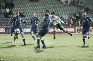 Bulgaria 2-2 Italy: Substitute Eder saves Italy's embarrassment